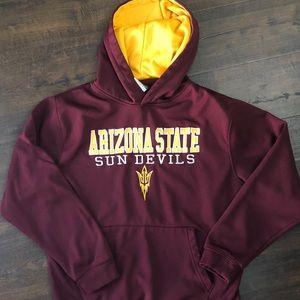 Other - Boys 14/16 Arizona Sun Devils hoodie